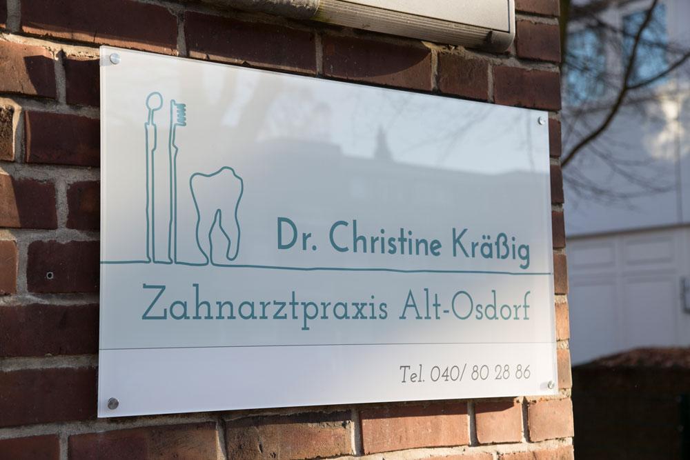 Zahnarzt Osdorfer Landstraße zahnarztpraxis alt osdorf de dr med dent christine kräßig